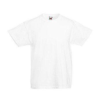 Camiseta publicitaria de niño