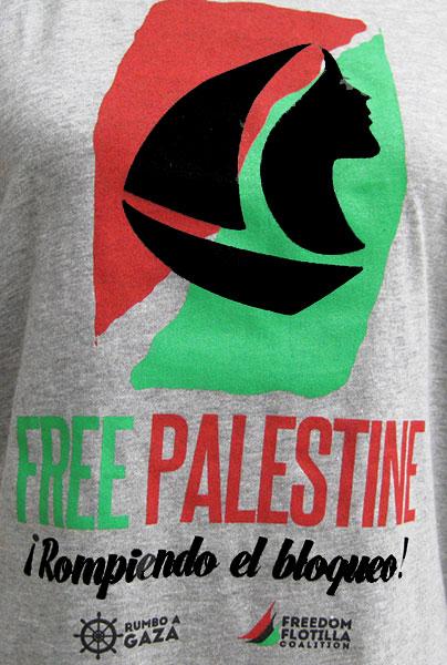 Camiseta impresa a 3 tintas