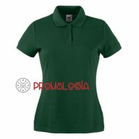Polo de Fruit of the Loom para mujer