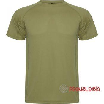 Camiseta poliéster para publicidad