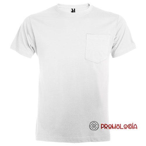 Camiseta promocional chico para publicidad de empresas