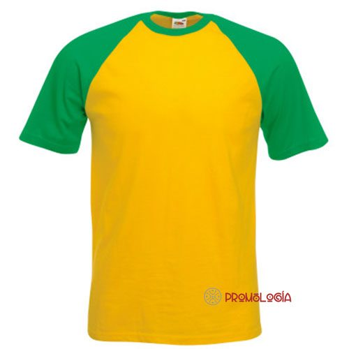 Camiseta promocional Baseball de Fruit of the Loom