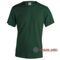 Camiseta promocional keya color 100% algodón