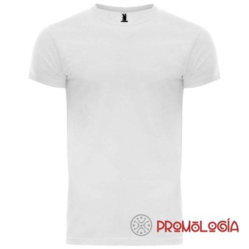 Camiseta blanca promocional