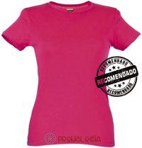 camiseta promocional de mujer mkt